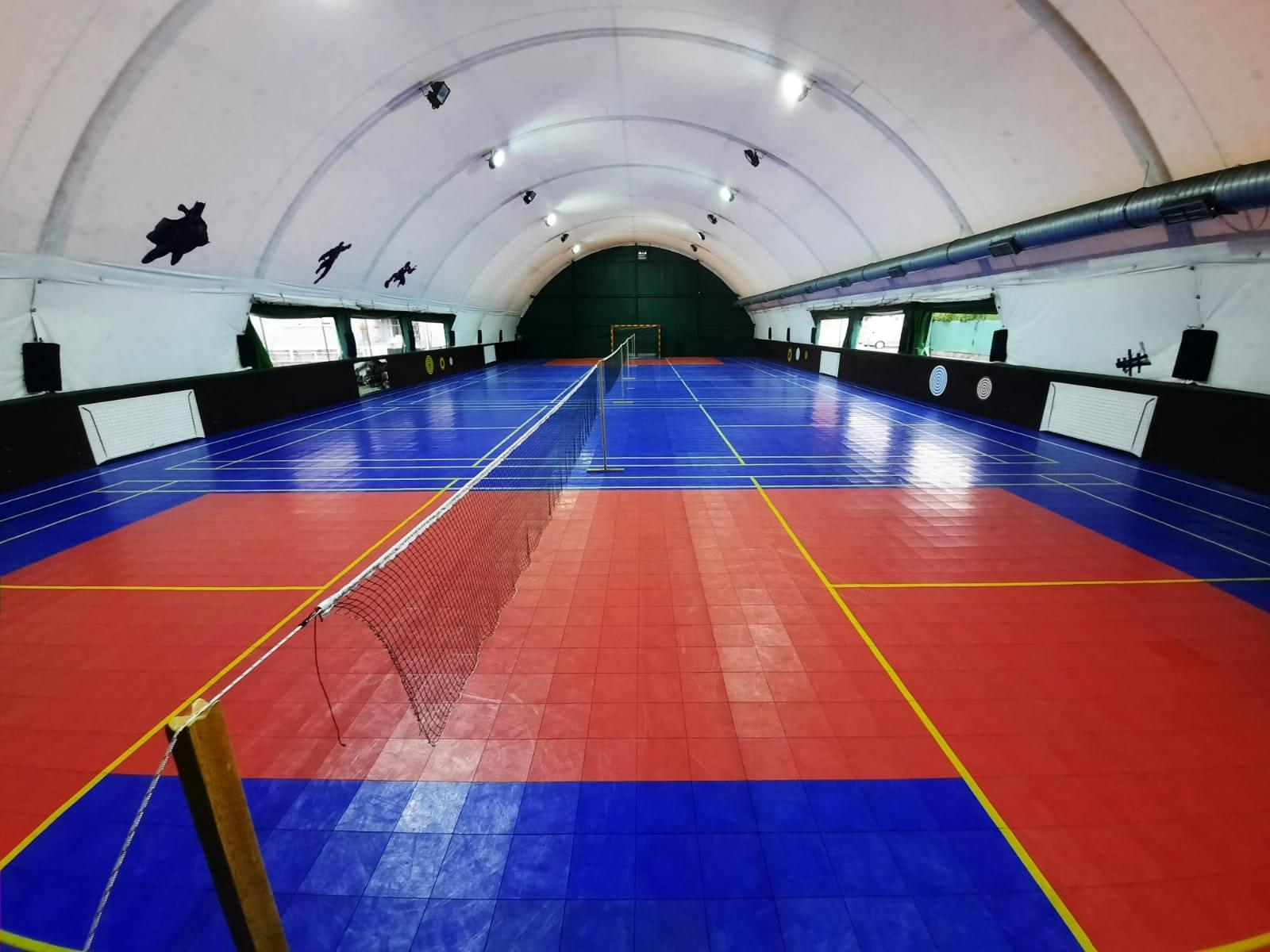 Dvorana za badminton